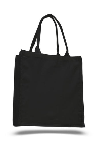 OPQ125500 Fancy Shopper - Black