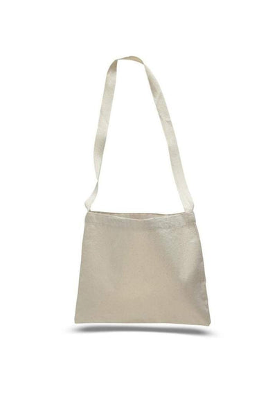 OPQ126100 Small Messenger Bag - Natural