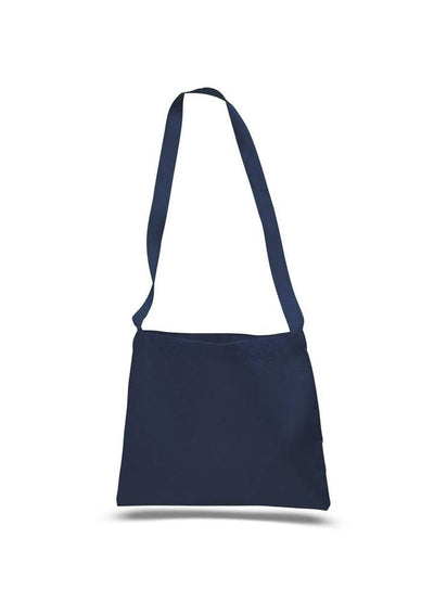 OPQ126100 Small Messenger Bag - Navy