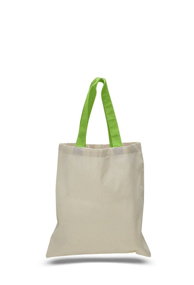 opqtb6000-economical-tote-bag-w-color-handles-Yellow-Oasispromos