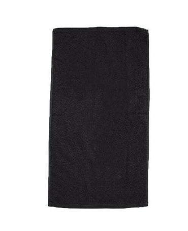 "OPQV3060 Heavy Beach Towel 30"" X 60"" - Black"