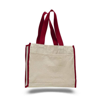 opw1100-canvas-tote-bag-with-color-handles-and-matching-accent-Red-Oasispromos