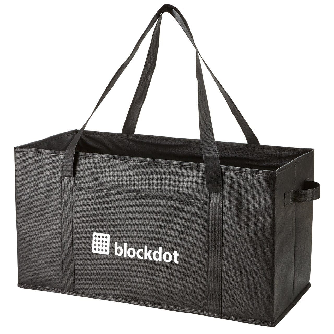Organize-It?? Non-Woven Storage Tote - Black:9579.preview.jpg