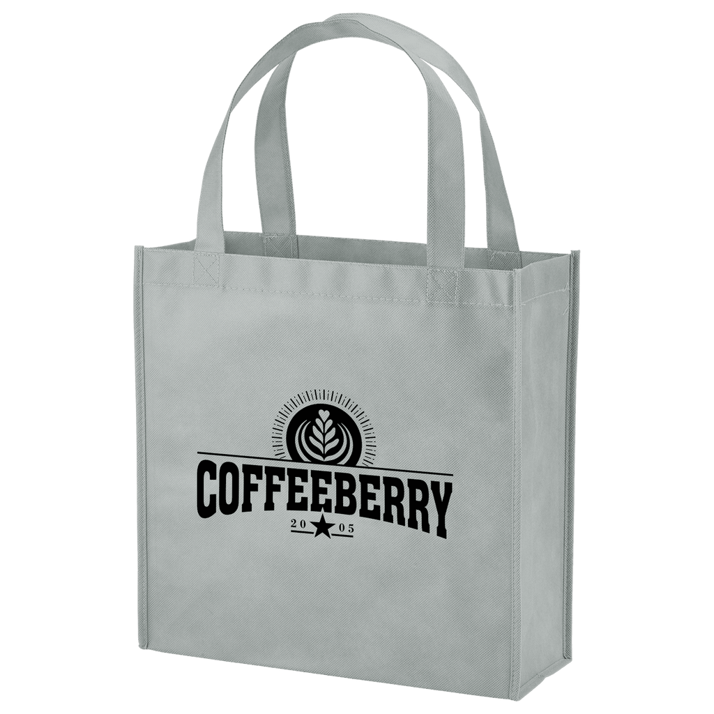 Phoenix Non-Woven Market Tote - Grey:9774.preview.png