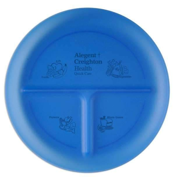 Portion Plate - Translucent Blue:11492.preview.jpg