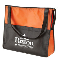 Prescott Non-Woven Zipper Tote - Orange:9850.preview.jpg