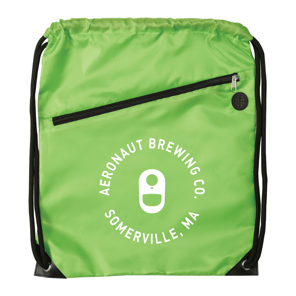 Prevail Drawstring Backpack - Lime:9638.preview.png