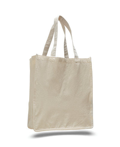 gusseted-jumbo-canvas-shopper-tote-bag-Lime-Oasispromos