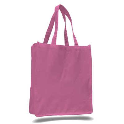 gusseted-jumbo-canvas-shopper-tote-bag-Cholcolate-Oasispromos