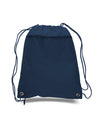 opq135200-polyester-cinch-bag-with-front-zipper-Navy Blue-Oasispromos