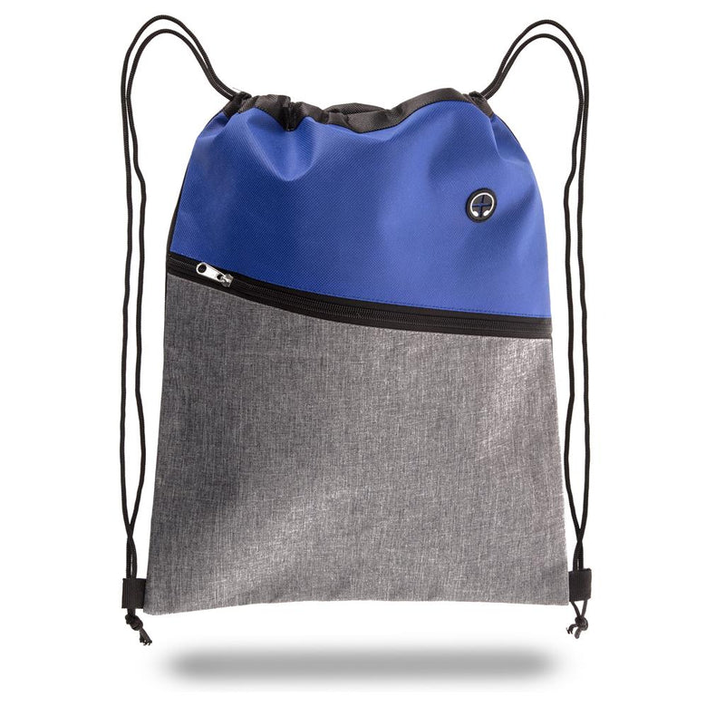 tfb102-two-tone-drawstring-cinch-bag-Royal Blue-Oasispromos