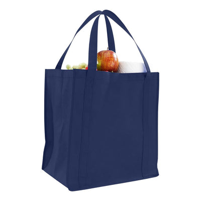 tfb67-jumbo-heavy-duty-grocery-bag-Hunter Green-Oasispromos