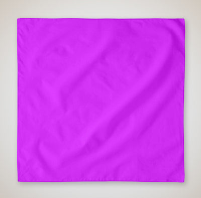 b5000-100-micro-polyester-solid-color-bandanna-face-cover-22x22-Hot Pink-Oasispromos