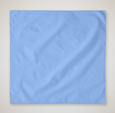 b5000-100-micro-polyester-solid-color-bandanna-face-cover-22x22-Light Blue-Oasispromos