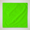 b5000-100-micro-polyester-solid-color-bandanna-face-cover-22x22-Lime Green-Oasispromos