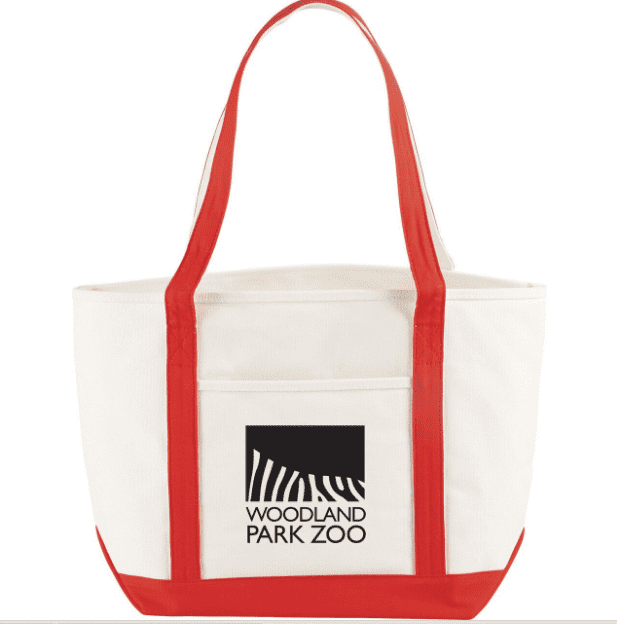 TFB121- Nautical Cotton Canvas Boat Bag