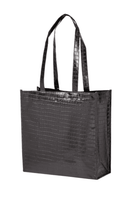 TFB126- Glam Metallic Croc Shopper Bag