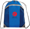 TFB63- Cinch Sport Bag With Contrasting Colored Band