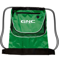 Tournament Drawstring Backpack - Forest Green:9627.preview.jpg