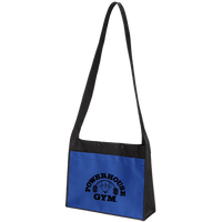 Yuma Cross Body Non-Woven Tote - Royal Blue:9727.preview.png