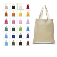 TFWTB - Basic Cotton Economical Tote Bag