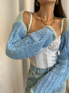 Reworked Sweater Sleeves