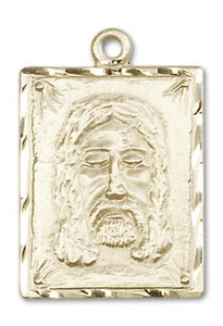 Windows of Heaven Catholic Gifts | windowsofheavenco.com | 14kt Gold Holy Face Medal
