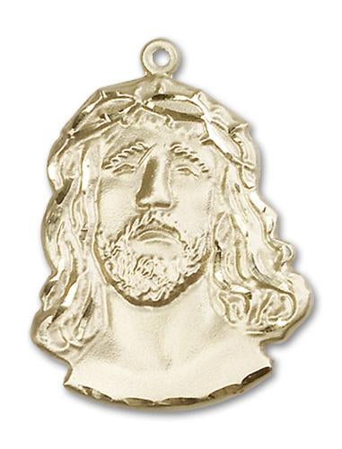 Windows of Heaven Catholic Gifts | windowsofheavenco.com | 14kt Gold Ecce Homo Medal