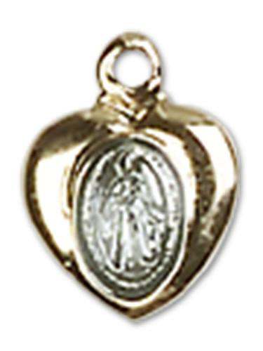 Windows of Heaven Catholic Gifts | windowsofheavenco.com | 14kt Gold Miraculous Medal with Medal Only