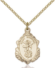 Load image into Gallery viewer, St. Michael Pendant - 0822R