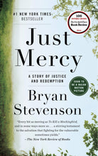 Load image into Gallery viewer, Just Mercy: A Story of Justice and Redemption