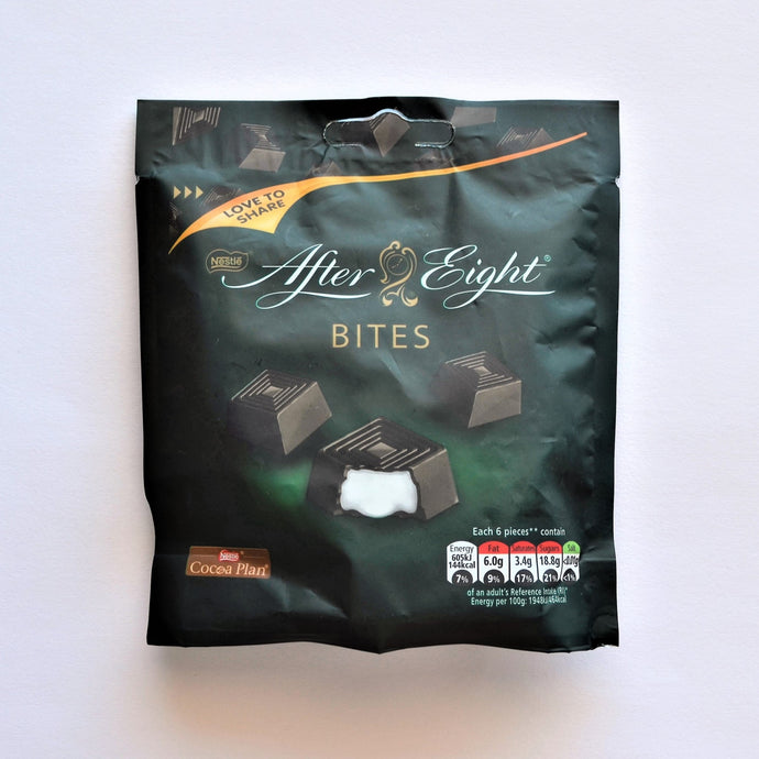 Nestle After Eight Mint Bites
