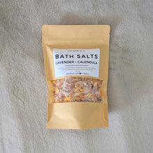 Load image into Gallery viewer, Swirl Box Lavender and Calendula Bath Salts