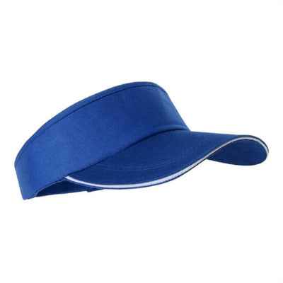 Sports Tennis Cap No Top Visor Tennis Beach Hat Outdoor Sport Hat