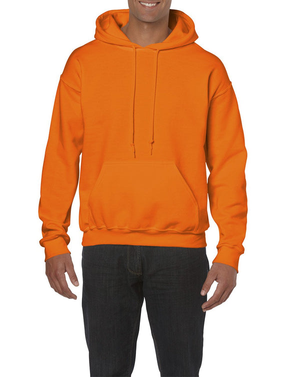 GILDAN Herren Kapuzenpullover Adult 50/50. Hooded Sweat/18500, Einfarbig - King Of Shirts