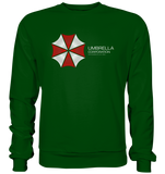 Umbrella Corporation - Basic Sweatshirt - King Of Shirts - Lustige T-Shirts und Merchandise