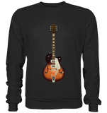 E-Gitarre - Basic Sweatshirt - King Of Shirts