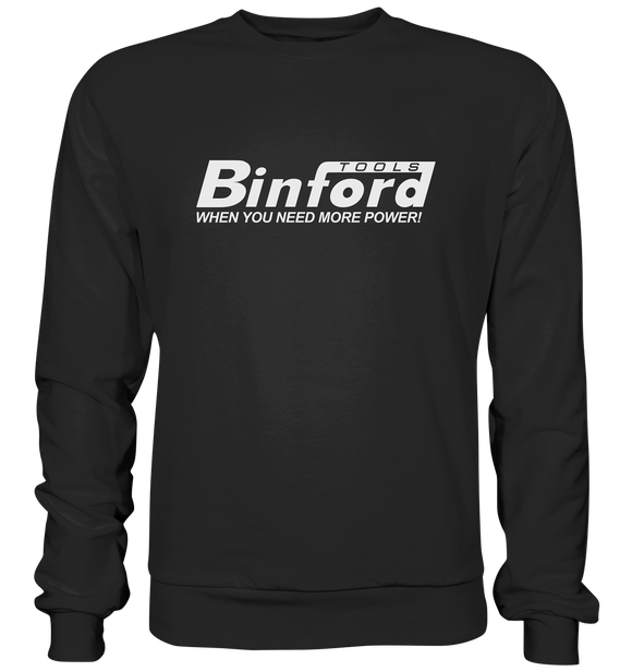 Binford Tools - Basic Sweatshirt - King Of Shirts