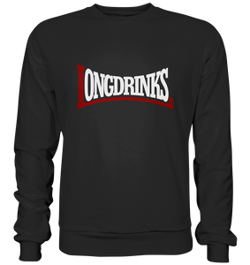 Longdrinks - Basic Sweatshirt - King Of Shirts
