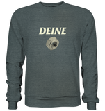 Deine Mutter - Basic Sweatshirt - King Of Shirts