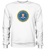 FBI Logo - Basic Sweatshirt - King Of Shirts