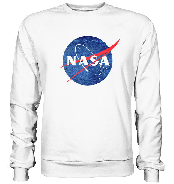 NASA Logo - Basic Sweatshirt - King Of Shirts