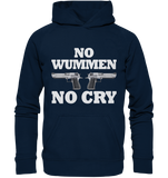 No Wummen No Cry - Basic Unisex Hoodie - King Of Shirts