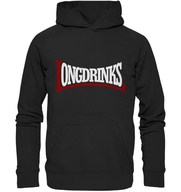 Longdrinks - Basic Unisex Hoodie - King Of Shirts