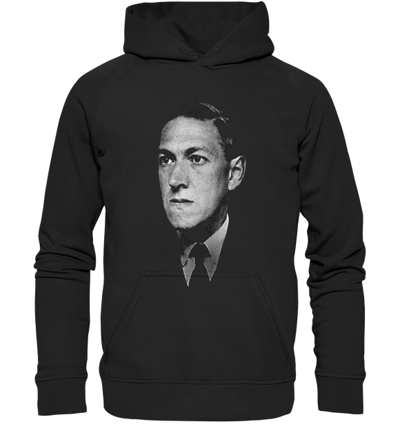 H.P. Lovecraft Chtulhu - Basic Unisex Hoodie - King Of Shirts