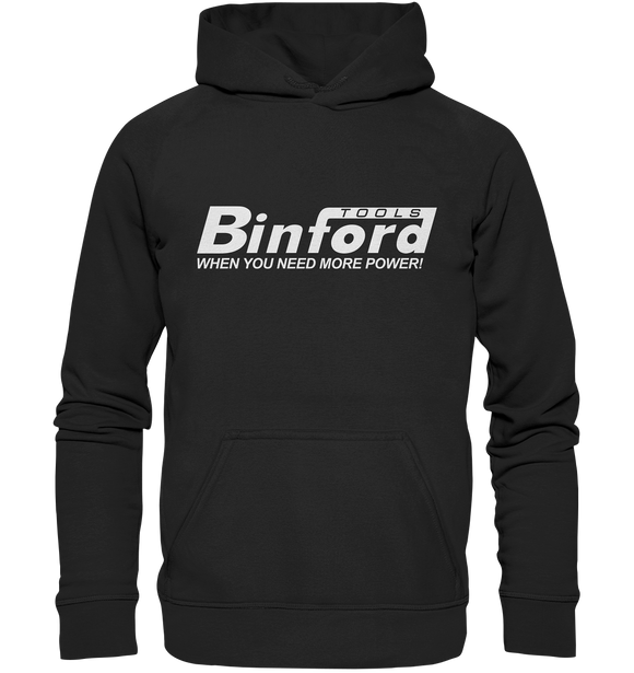 Binford Tools - Basic Unisex Hoodie - King Of Shirts
