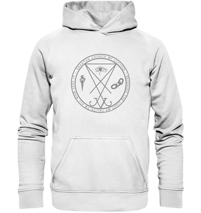 Church of Lucifer - Basic Unisex Hoodie - King Of Shirts