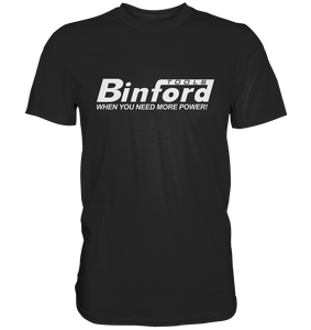 Binford Tools - Classic Shirt - King Of Shirts