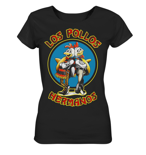 Los Pollos Hermanos - Ladies Organic Shirt - King Of Shirts - Lustige T-Shirts und Merchandise