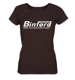 Binford Tools - Ladies Organic Shirt - King Of Shirts